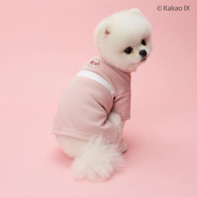 카카오프렌즈 데일리 티셔츠 강아지옷
