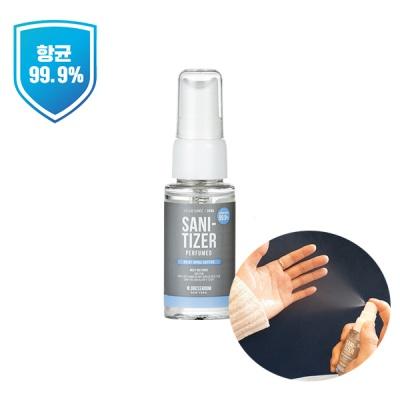 휴대용 항균 세니타이저 손소독제 코튼향 30ml