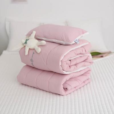알러지케어 토끼인형 어린이집 낮잠이불세트-2컬러
