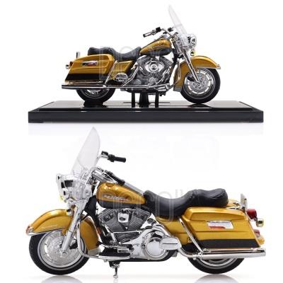 1:18 할리데이비슨 1999 FLHR0 로드킹 오토바이