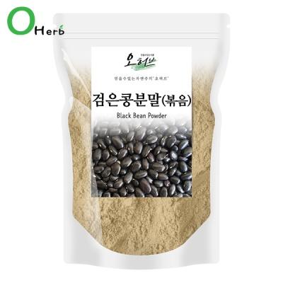 볶은 검은콩 분말 가루 선식 가루 250g