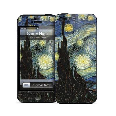 [Gelaskin] 겔라스킨 아이폰5 / STARRY NIGHT