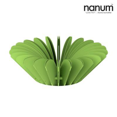 [아이리프]형태변화형 3X3 나뭇잎 자연가습기 전용리필