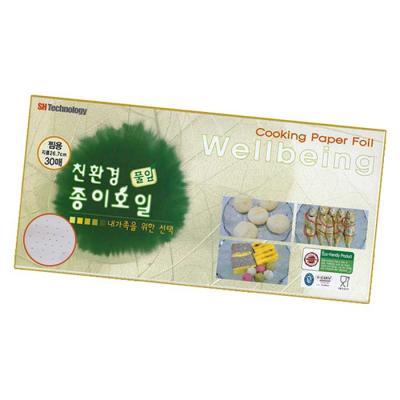 가족을 위한 Cooking Paper Foil 찜용30매 CH1619885
