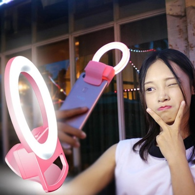 LED 셀카조명 링라이트 스마트폰 핸드폰 셀카조명 006