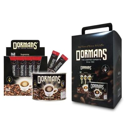 도르만스 아메리카노 인스턴트 커피 캔,스틱 듀오세트