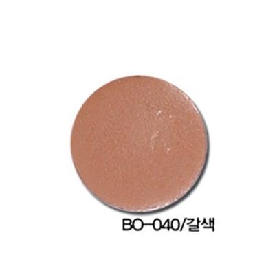 [현진아트] BO원단칼라보드롱 5T (BO-040갈색) [장/1]  114495