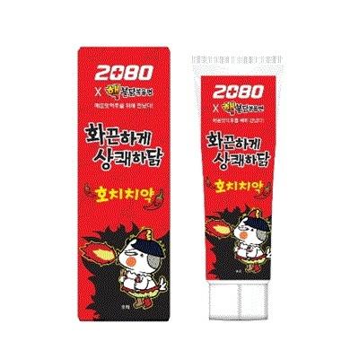 2080 호치치약(불닭볶음면콜라보)