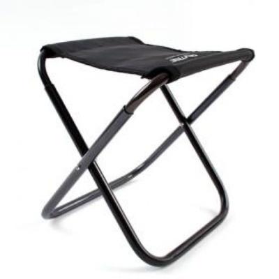 베이직 미니 의자 나일론 2중 낚시 캠핑 야영 의자