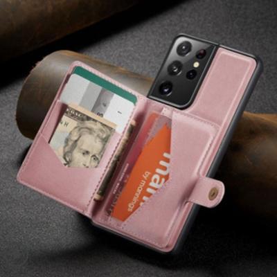 갤럭시S20/울트라/S20+/FE/마그네틱 카드 지갑 케이스