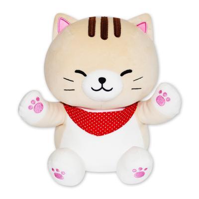 모찌 꿀잠펫 말랑한 고양이 동물인형 25CM