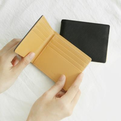 D.LAB Dean half wallet - 4color