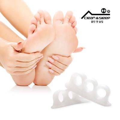 클린앤슬립 발가락링 1+1
