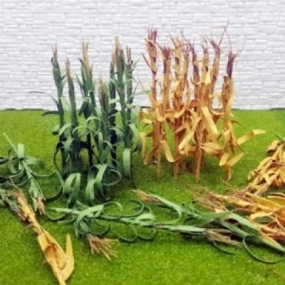 모형 옥수수-4종