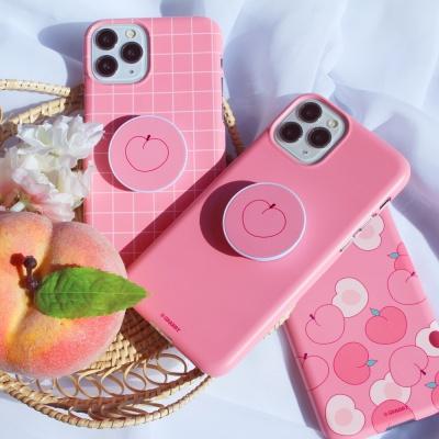 핑크피치 스마트톡 매트슬림 하드케이스