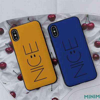 아이폰8 NICE 카드케이스