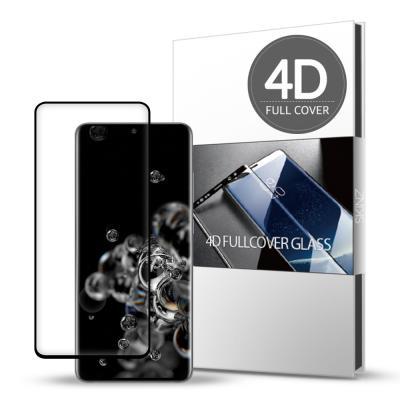 스킨즈 갤럭시S20울트라 4D 풀커버 고급 강화유리 1매