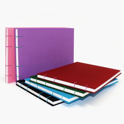수제 드로잉북 크로키북 A4