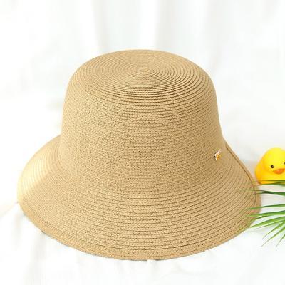 Mujer verano daily  bonita 버킷햇 2color CH1602220