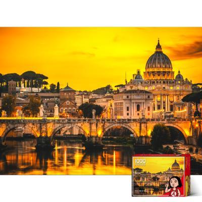 1000피스 직소퍼즐 이탈리아 바티칸 대성당 PG1020