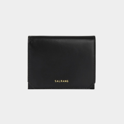 Reims M301 Folder Wallet black 폴더 월렛 블랙