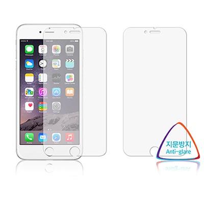 애플 아이폰6 지문방지 항균 액정보호필름 (후면필름 무료증정)