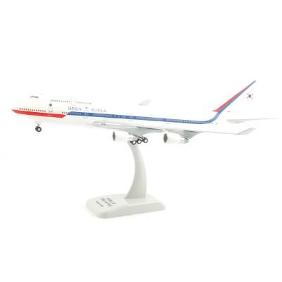 1/200 B747-400 대한민국 대통령전용기 (HG360472WH) 대한민국 공군1호기 모형비행기
