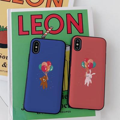아이폰8 Balloon 카드케이스