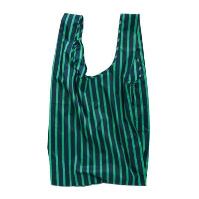 [바쿠백] 대형 에코백 장바구니 Aloe Sailor Stripe