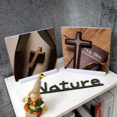 ig706-스탠드액자2P_십자가와성경
