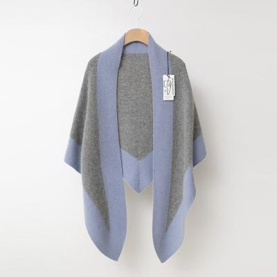 Maille Raccoon Wool Shawl