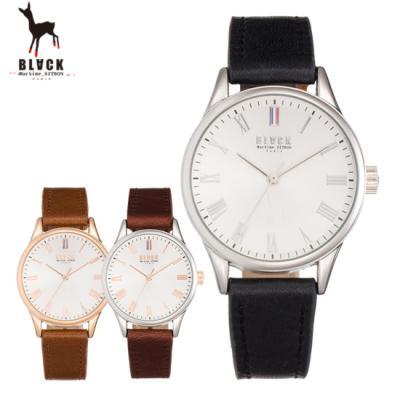 [블랙마틴싯봉] 여성 가죽 손목시계 BKL1661L