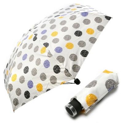 5단 수동 우산(양산겸용) - 크레용도트