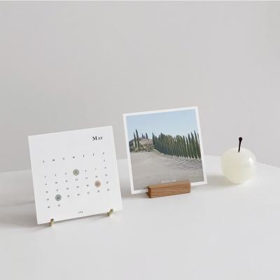 CINEMATI 어라운드 카드 달력
