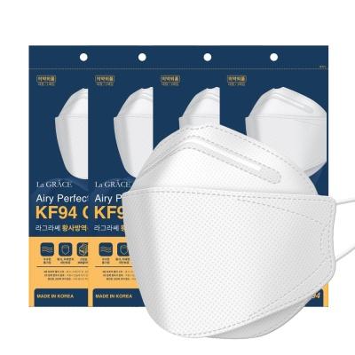 KF94 라그라쎄 숨쉬기좋은 개별포장마스크 50매입