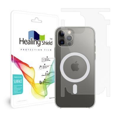 아이폰12 프로 맥세이프 정품케이스 외부보호필름 1매