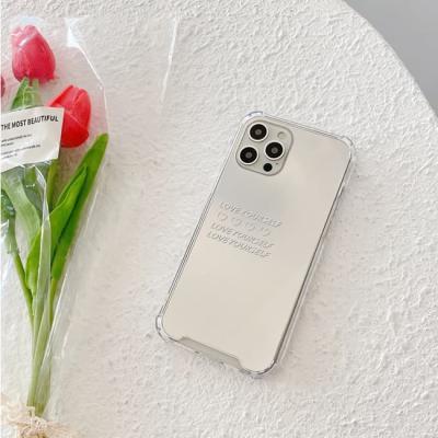 아이폰 케이스 12 11 프로 맥스 미니 X 8 러브 셀프