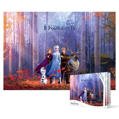 1000피스 직소퍼즐 - 겨울왕국 2 새로운 여행