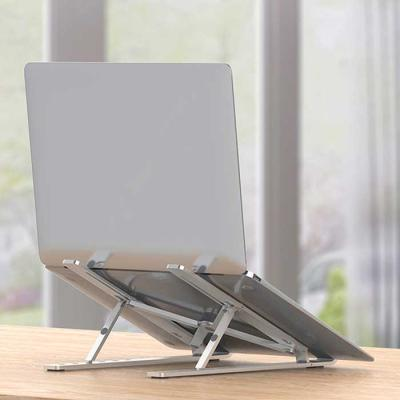 Aluminum 접이식 휴대용 노트북 거치대 미끄럼방지