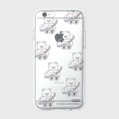 Twinkle gem bear pattern(젤리)