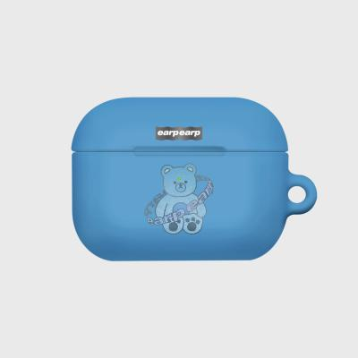 Twinkle gem bear-blue(Hard air pods pro)