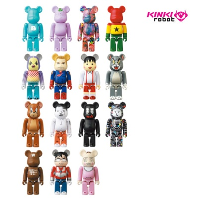 BEARBRICK 41 SERIES (홀케이스) (2000041_w)