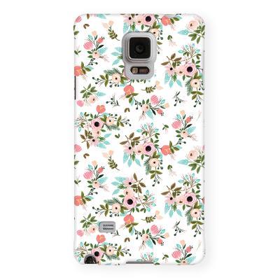 [테마케이스] Floral Garden 1 (갤럭시노트4)