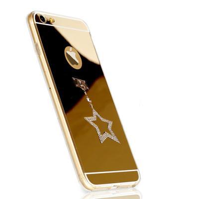 블링블링 큐빅 스타 테슬미러케이스(아이폰6+/6S+)