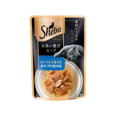 쉬바 수제 수프 참치 가다랑어포 40g