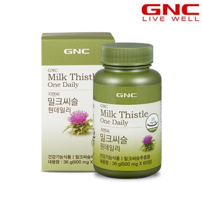 [GNC] 밀크씨슬 원 데일리 (60정) 30일분