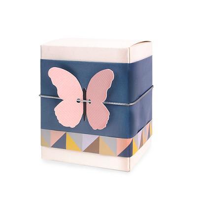 분홍 나비 팝업 [텍] (10개)