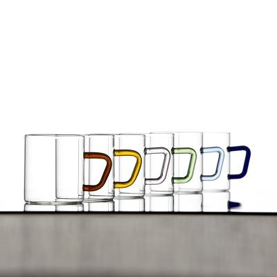 비전글라스 컬러 머그 S (6 colors)