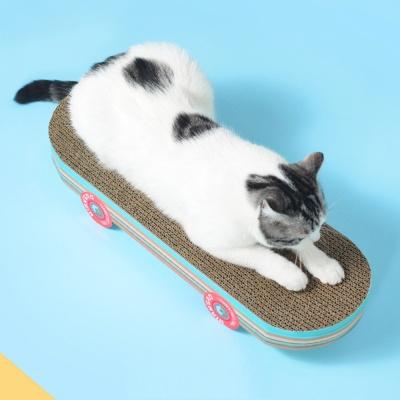 [봉봉펫닷컴] 고양이 스크래쳐 롱보드