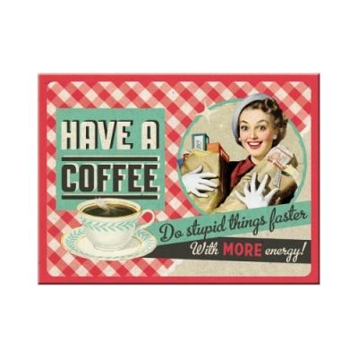 노스텔직아트[14283] Have A Coffee